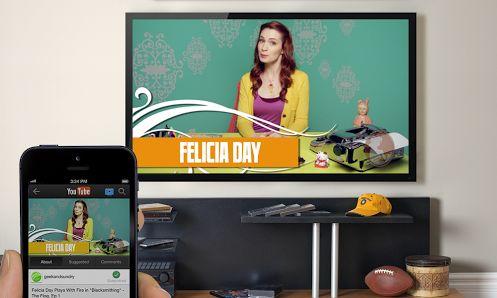 YouTube voor iOS krijgt 'send to tv' functie