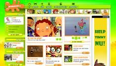 Zelf cartoons maken op de nieuwe Nickelodeon site