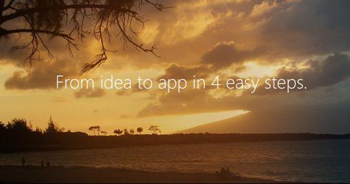 Zelf een app maken voor Windows Phone