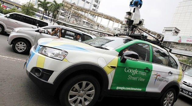 Zelfrijdende auto's van Google kunnen nu ook verkeersdrukte aan