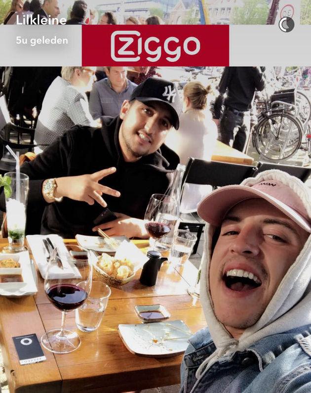 ziggo-snapchat