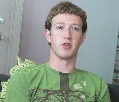 Zuckerberg heeft bijna 30% van Facebook in handen