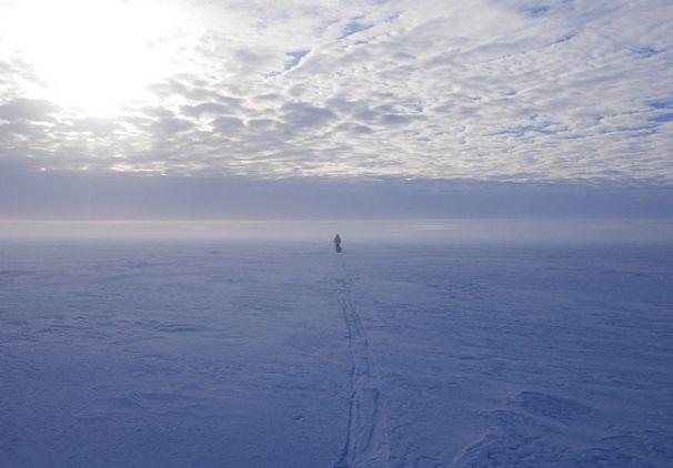 Zuidpoolreis van kapitein Scott: Poolavonturier Saunders weet hem te volbrengen