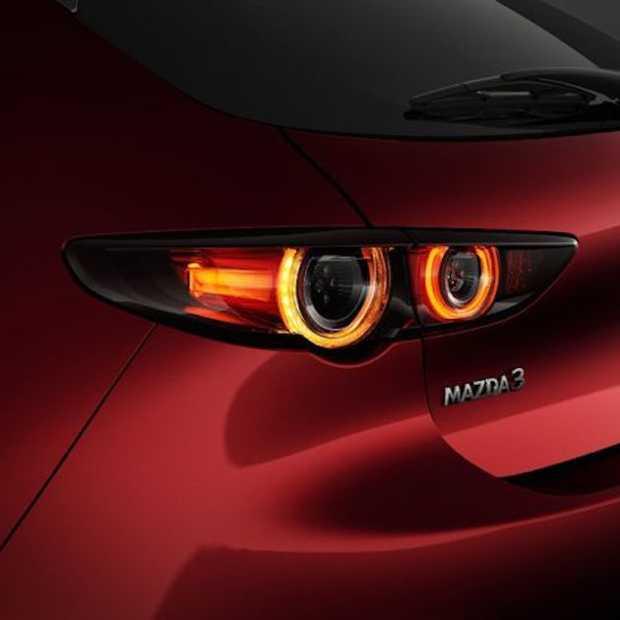 De nieuwe Mazda3: prachtig design en comfortabeler dan zijn voorganger
