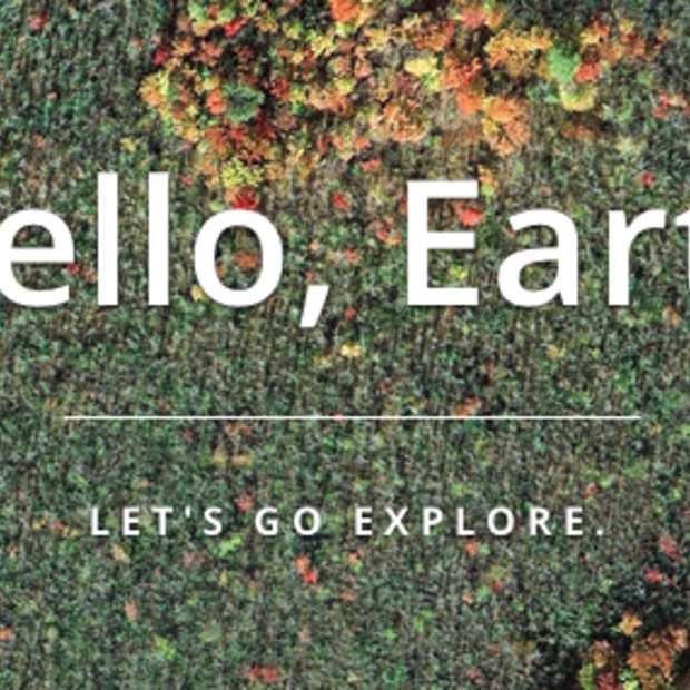 12 plekken die je niet mag zien van Google Earth