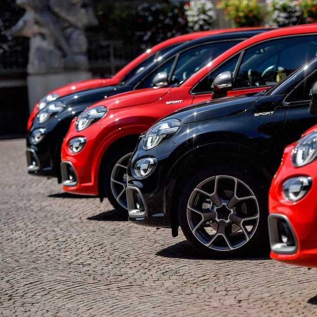 Fiat 500X Sport krijgt sportieve uitstraling en rijdt een stuk beter