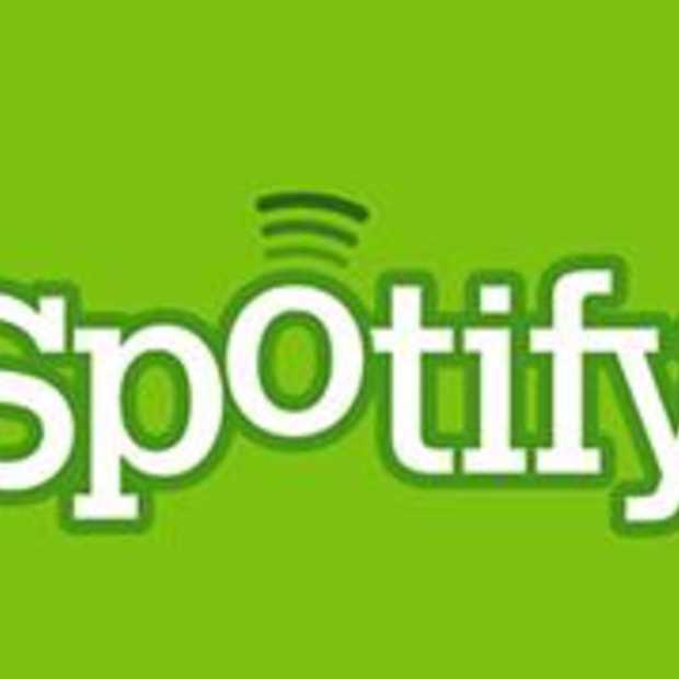 2,5 miljoen betalende abonnees voor Spotify