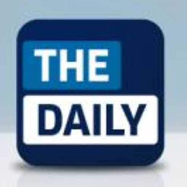 """2 februari vindt de lancering van """"The Daily"""" plaats"""