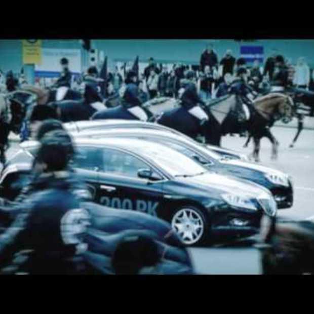 200 horses in Amsterdam