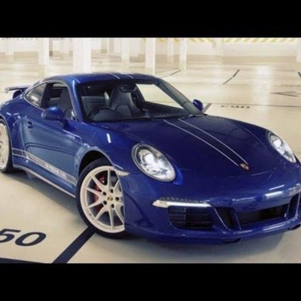 Porsche maakt nieuwe Carrera 4S met hulp Facebookfans