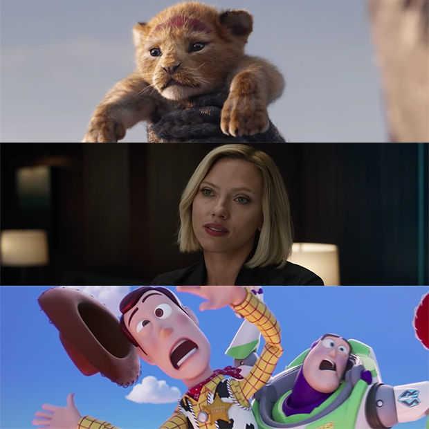 19 films om naar uit te kijken in 2019