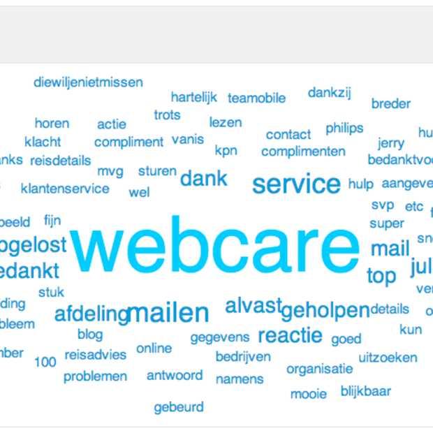 24/7 webcare, altijd en overal bereikbaar zijn?