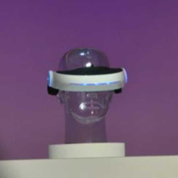3D Headset concept van Sony: eenzame immersie