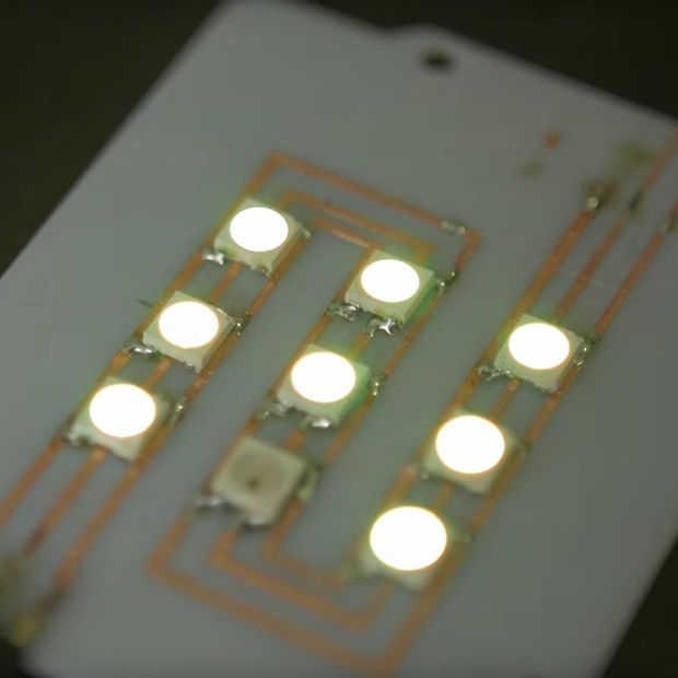 De NexD1 kan electronica in 3D-printen op je keukentafel