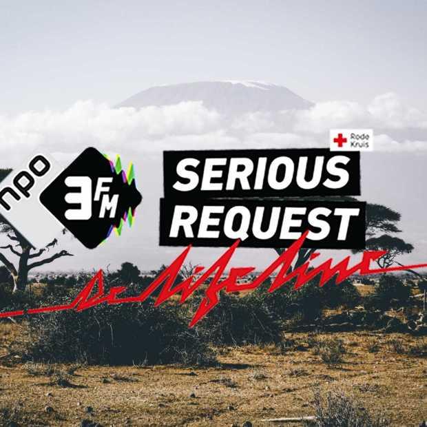 Dit jaar geen Glazen Huis voor 3FM Serious Request