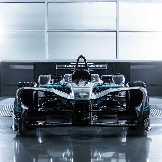 Jaguar keert terug in de autosport met volledig elektrische I-TYPE 1