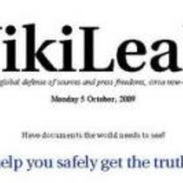 4chan komt in actie voor WikiLeaks