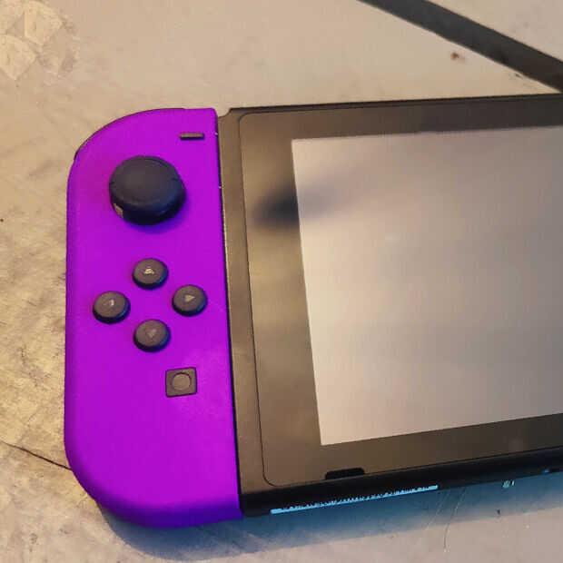 Het rare verhaal achter Nintendo's 4K-Switch