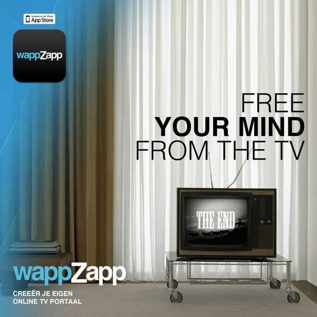 5 kijktips om dit weekend de TV te ontlopen van WappZapp