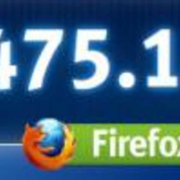 5 miljoen Firefox 4 downloads in eerste 24 uur