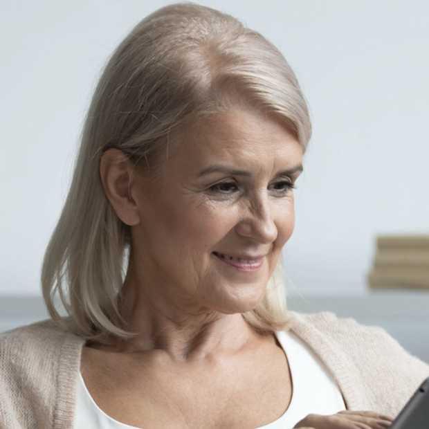 Vijftigplussers doen moeiteloos vrijwel alle boodschappen via internet