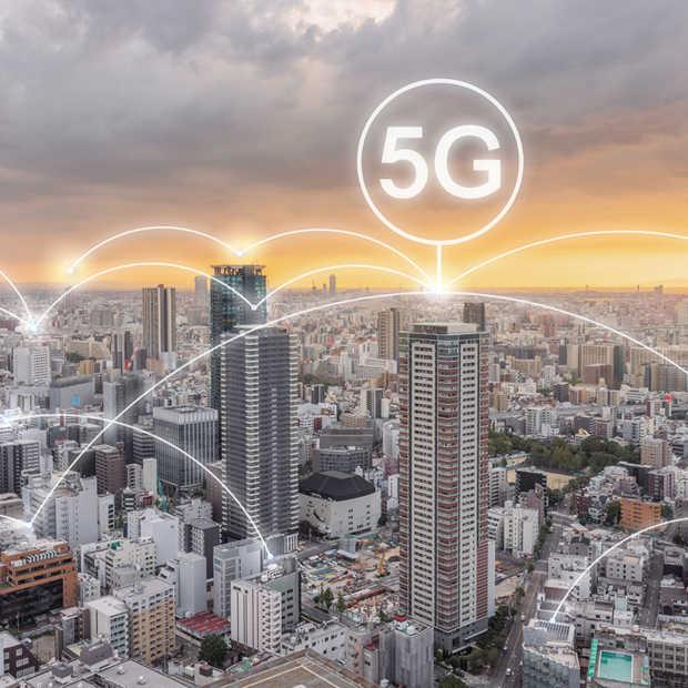 Eerste 5G verbinding in Nederland behaalt downloadsnelheden tot 850 Mbps