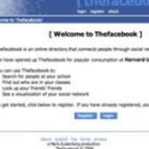 6 jaar Facebook!