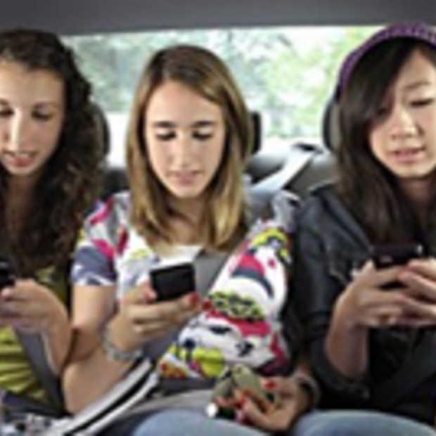 6 op de 10 jongeren zwaar verslaafd aan smartphone