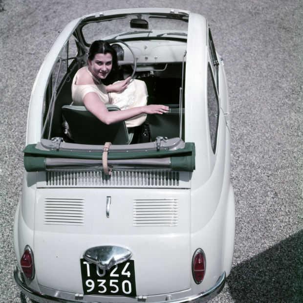 Fiat 500, de charmantste auto ooit gebouwd