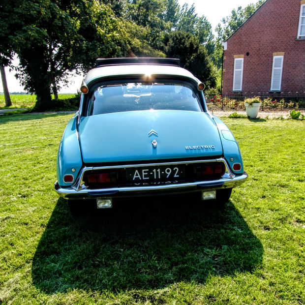 Citroën DS 21 Electric: verleden en toekomst in één klassieker