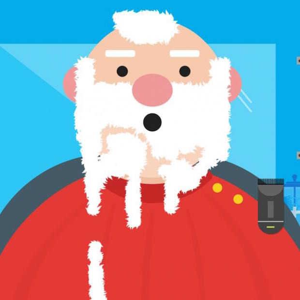 Volg de Kerstman op weg naar kerstavond