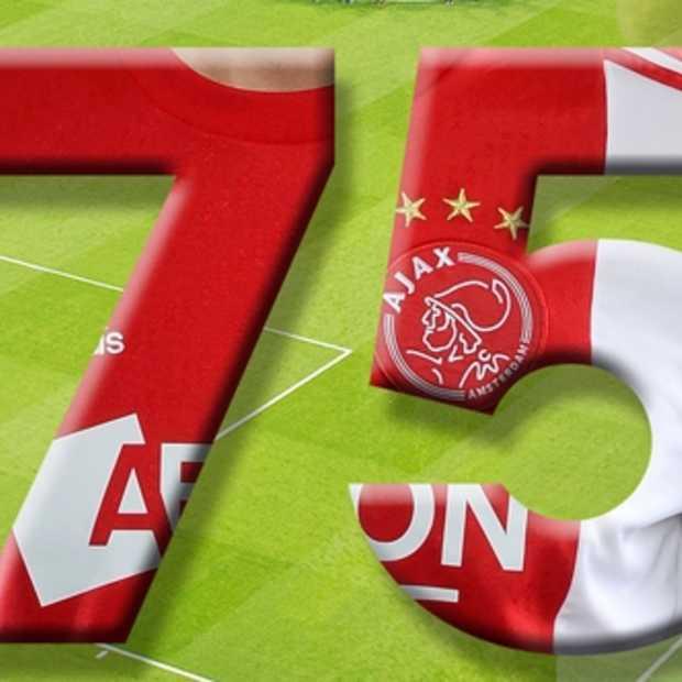 75ste EC-duel van Ajax in de ArenA [infographic]