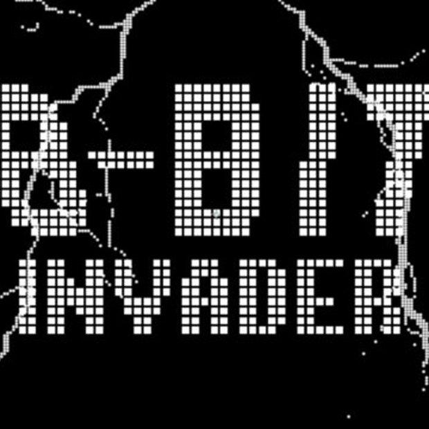 8 bit Invader