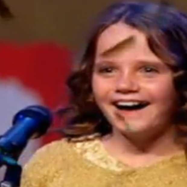 9-jarige Amira hit op YouTube