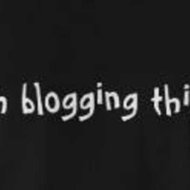 95% Blogs niet actueel