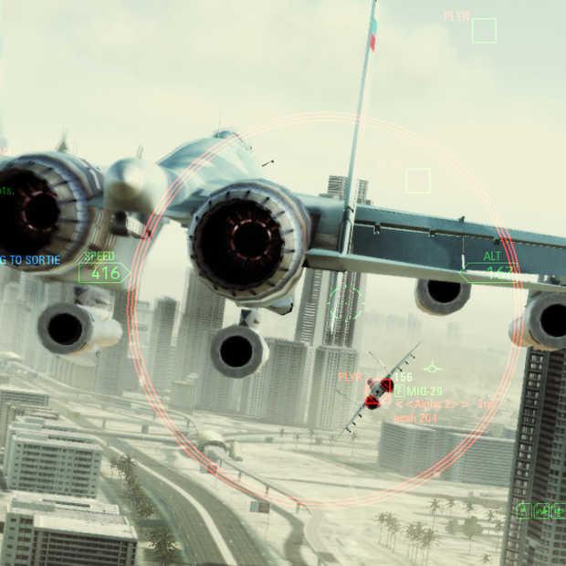 Ace Combat: Assault Horizon spreidt de vleugels uit [preview]
