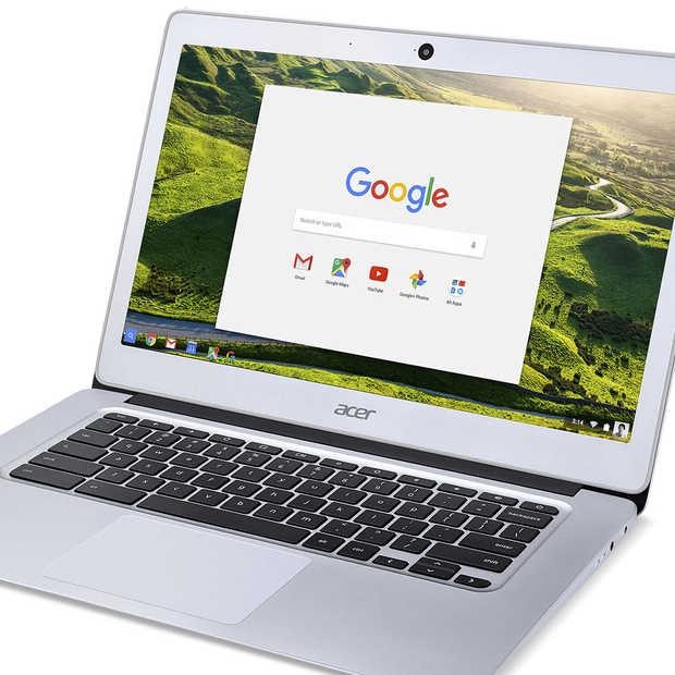 De eerste Chromebook met een batterijduur van 14 uur