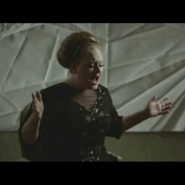 Adele & Moby - Extreme ways in the deep
