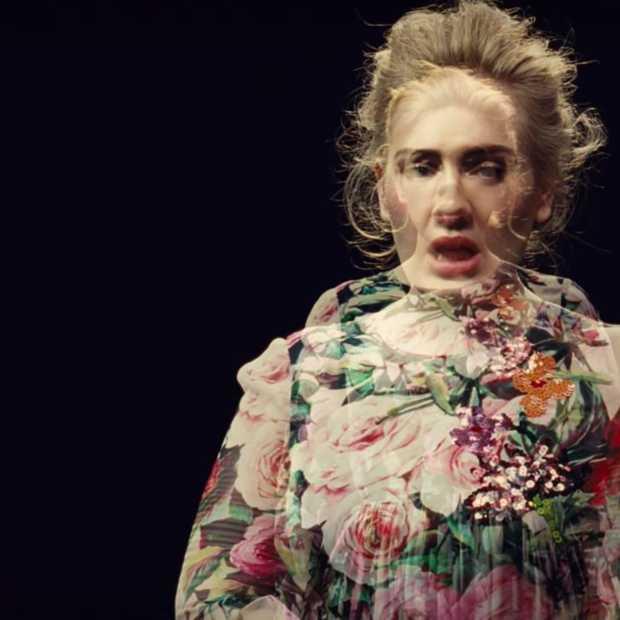 De nieuwe videoclip van Adele: Send My Love