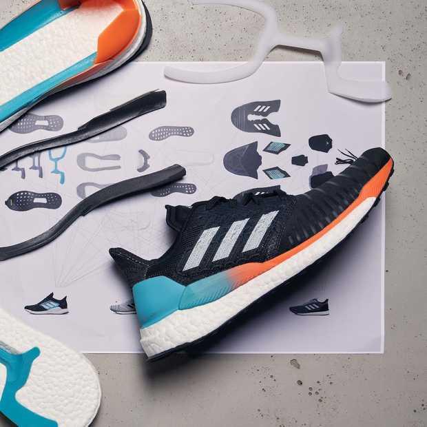 Nog nooit zat er zoveel Boost in een Adidas-schoen