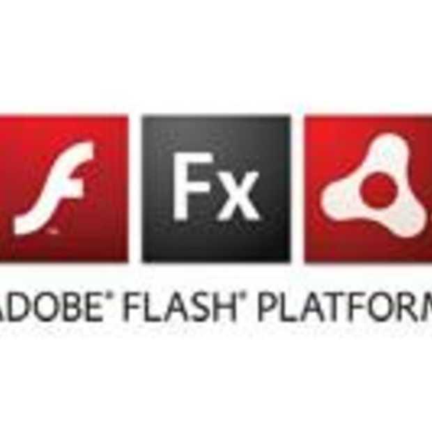 Adobe breidt Flash Platform uit