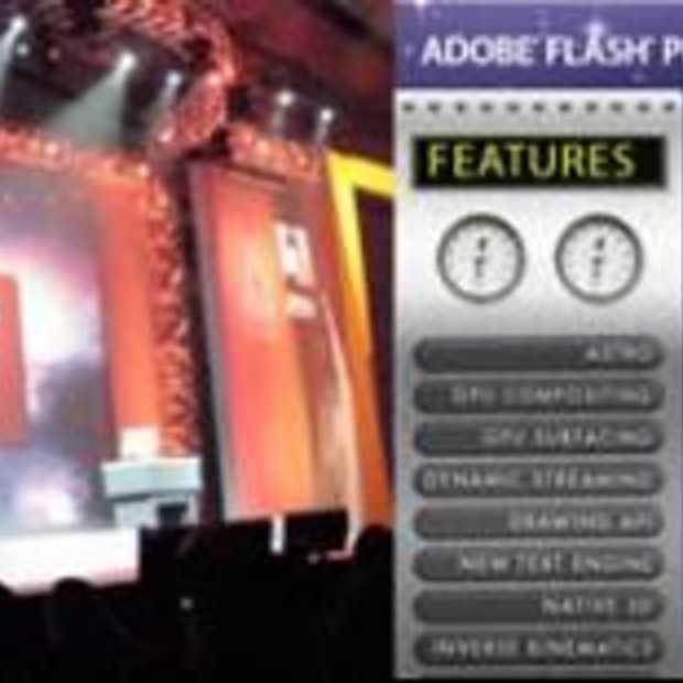 Adobe Flash 10: 3D en teksten renderen plus meer moois