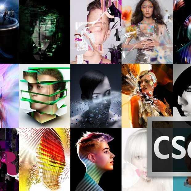 Adobe organiseert een zestal inspirerende webinars rond Creative Suite 6