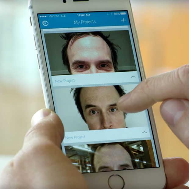 Adobe gebruikt Artificial Intelligence voor betere selfies