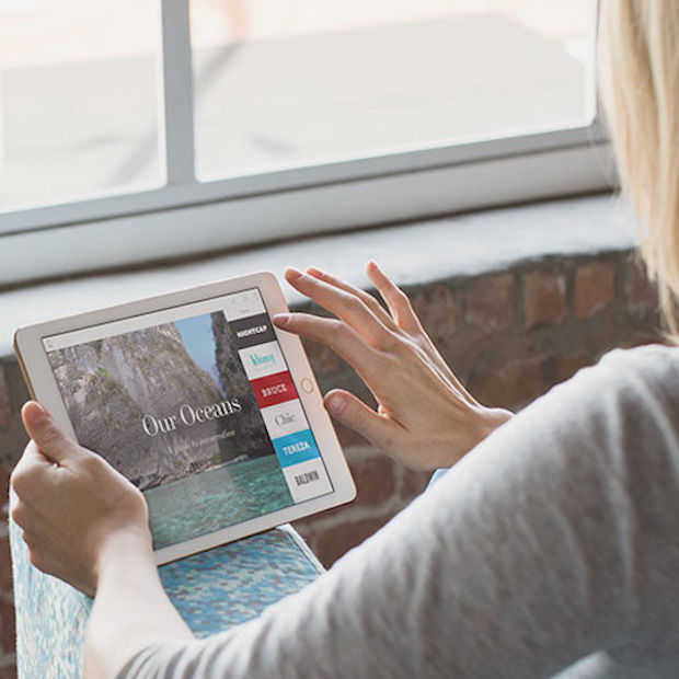Adobe lanceert Visual Storytelling App