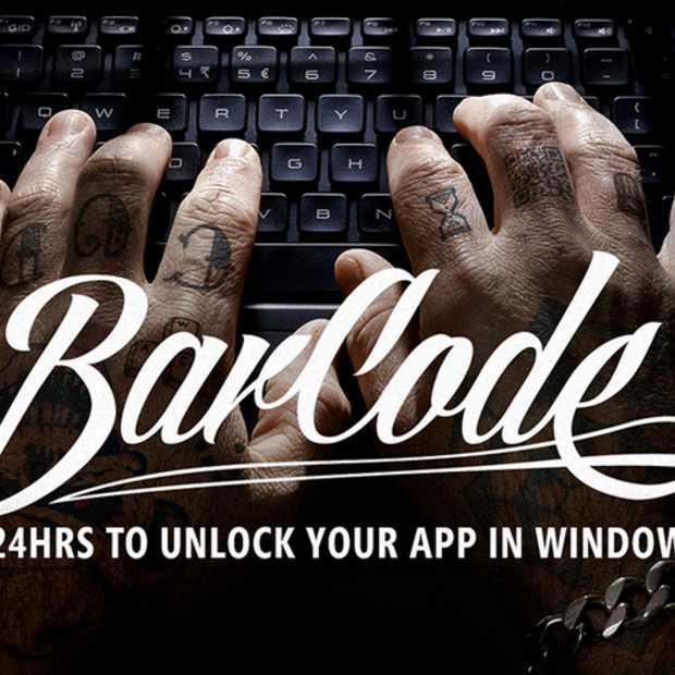 [Adv] BarCode: 24-uurs marathon apps ontwikkelen