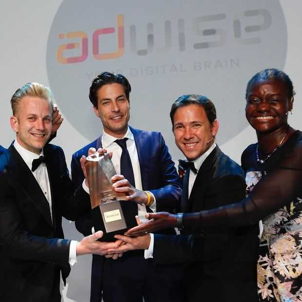 Nederlands bureau Adwise wint Google award in Dublin