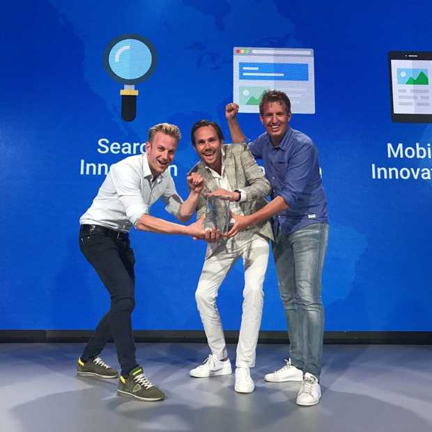Adwise wint Google Global Award in New York en zet Nederland digitaal op de kaart