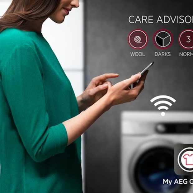 AEG heeft op IFA 2019 vooruitstrevende innovaties voor in huis geïntroduceerd