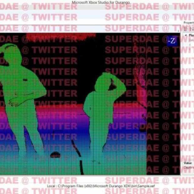Afbeelding opvolger Kinect uitgelekt